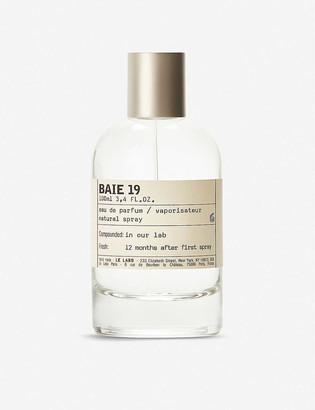 Le Labo Baie 19 eau de parfum 100ml