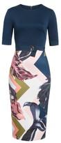 Ted Baker Women's Casiew Eden Body Con Dress