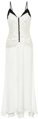Racil Diana jacquard dress
