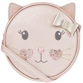 Accessorize Pretty Kitty Cat Cross Body Bag