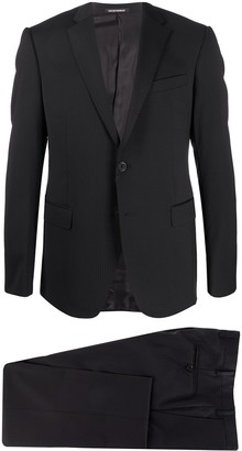 Emporio Armani Single-Breasted Two-Piece Suit