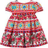Dolce & Gabbana Poplin dress and bloomers