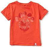 Lucky Brand Little Boys 4-7 Big-Paw-Print Short-Sleeve Graphic Tee