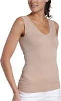 Not Your Daughter's Jeans Tummy Tuck Women's V-Neck Contour Shaping Tank