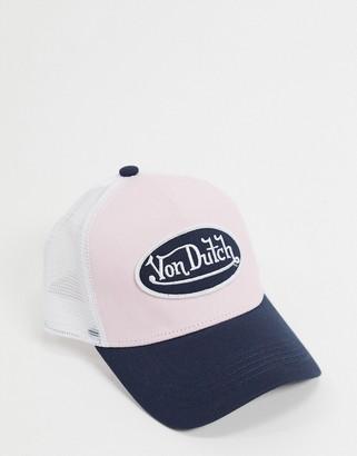 Von Dutch logo cap