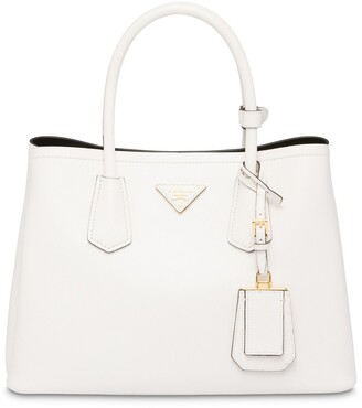 Prada Double Small Tote Bag