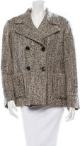 Marissa Webb Wool Button-Up Jacket