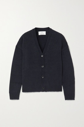Allude Cashmere Cardigan - Navy