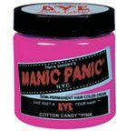 Manic Panic Semi- Permanent Hair Dye Cotton Candy Pink