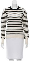 A.L.C. Striped Wool Sweater