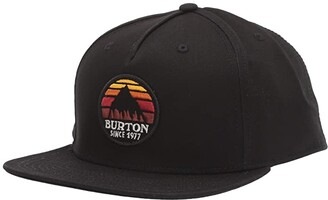 Burton Underhill Hat (True Black 1) Caps