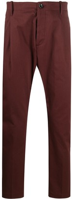 Nine In The Morning Tailored Style Trousers