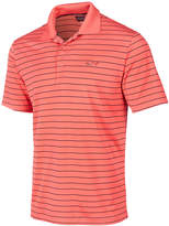 Greg Norman for Tasso Elba Men's 5 Iron Performance Stripe Golf Polo, Created for Macy's