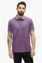 French Connection Winter Jumbo Pique Polo Shirt