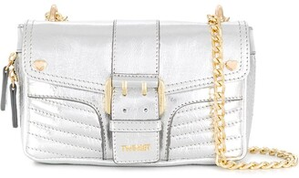 Twin-Set Quilted Crossbody Bag