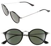 Ray-Ban 49mm Retro Sunglasses