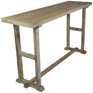American Mercantile Wood Table