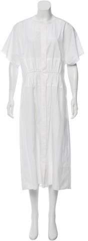 Tome Short Sleeve Midi Dress w/ Tags
