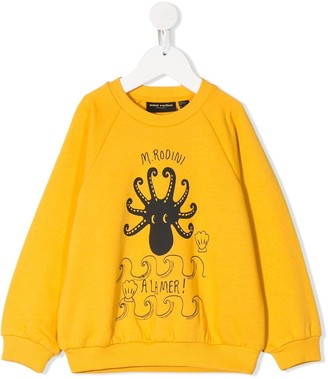 Mini Rodini A La Mer printed sweatshirt