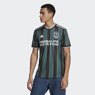 adidas LA Galaxy 21/22 Away Authentic Jersey