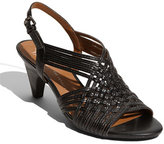 Artist Collection 'Luna' Woven Sandal
