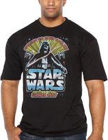 Star Wars Starwars Summer Seventy Short Sleeve Graphic T-Shirt-Big and Tall