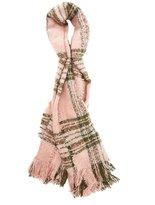 Charlotte Russe Plaid Oversized Blanket Scarf