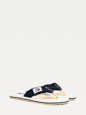 Tommy Hilfiger Cotton Flip-Flops