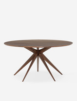 Lulu & Georgia Codie Round Dining Table, Acorn