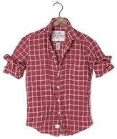 Frank And Eileen Womens Barry Linen Plaid Shirt