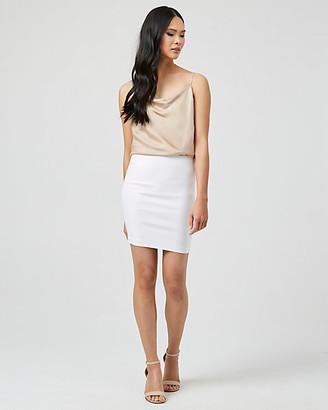 Le Château Cotton Sateen Skirt