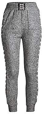 The Kooples Women's Sweet Fleece Sweatpants