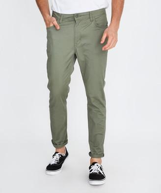 Lee Z-Roller Pants Olive