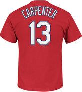 Majestic Men's Matt Carpenter St. Louis Cardinals Official Player T-Shirt