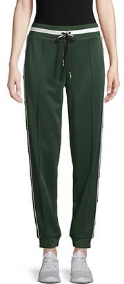 Karl Lagerfeld Paris Buttoned Jogger Pants