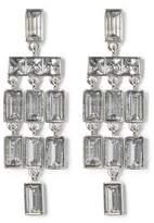 clear crystal chandelier earrings - ShopStyle