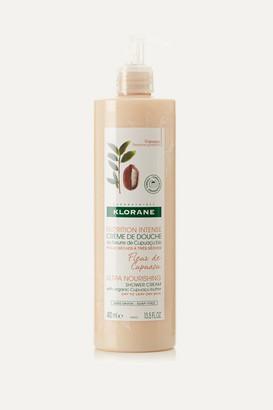 Klorane Cupuacu Flower Shower Cream With Cupuacu Butter, 400ml - Colorless