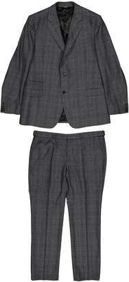 Stella McCartney Stella Mc Cartney Grey Wool Suits