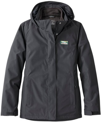 L.L. Bean Women's L.L.Bean Sweater Fleece 3-in-1 Jacket