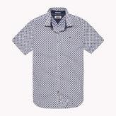 Tommy Hilfiger Printed Stretch Shirt
