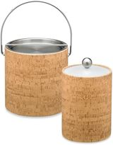 Kraftware KraftwareTM Cork Ice Bucket in Natural