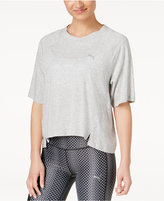 Puma Transition dryCELL Cropped T-Shirt
