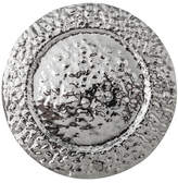 Jan Barboglio Double-Hammered Charger Plate