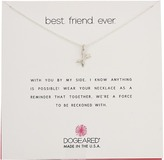 Dogeared Best Friend Ever, Crossing Arrow Necklace Necklace