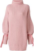 Moncler oversized knitted jumper