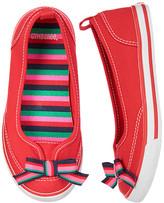 Gymboree Stripe Bow Sneaker