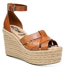 Sam Edelman Women's Marietta Espadrille Wedge Sandals