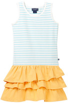 Toobydoo Everly Ruffle Tank Dress (Toddler, Little Girls, & Big Girls)