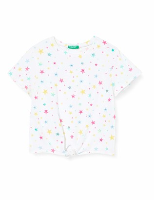 Benetton Girl's T-Shirt Kniited Tank Top