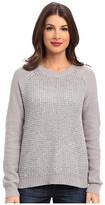 NYDJ Key Item Sequin Sweater